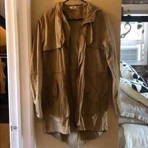 TOBI trench coat